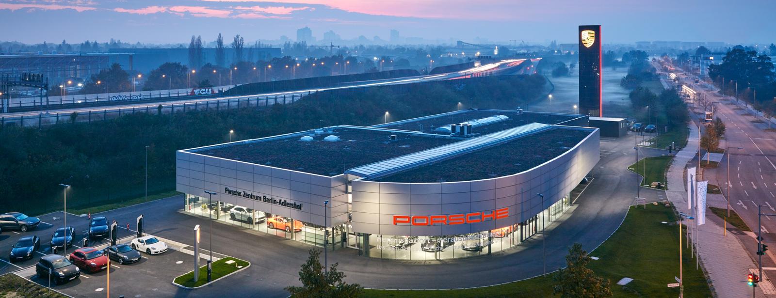 Unser Partner | PZ Berlin-Adlershof