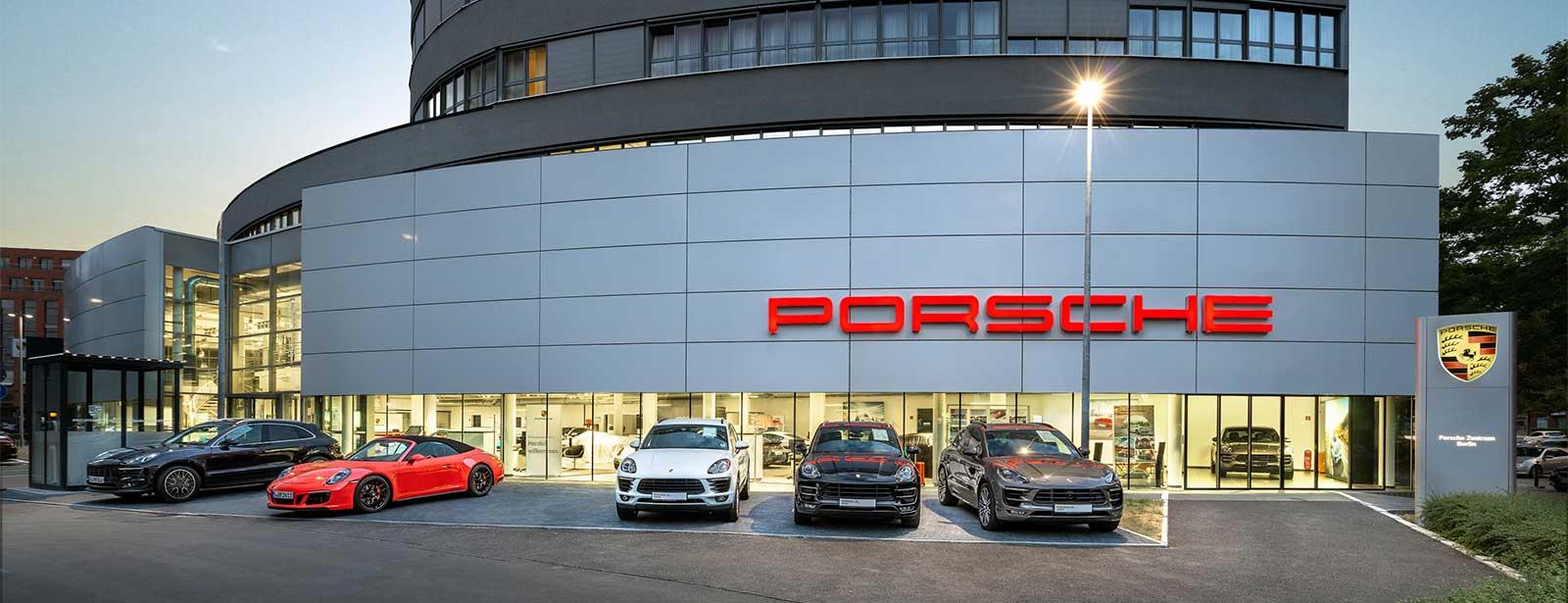 Porsche Centre Berlin
