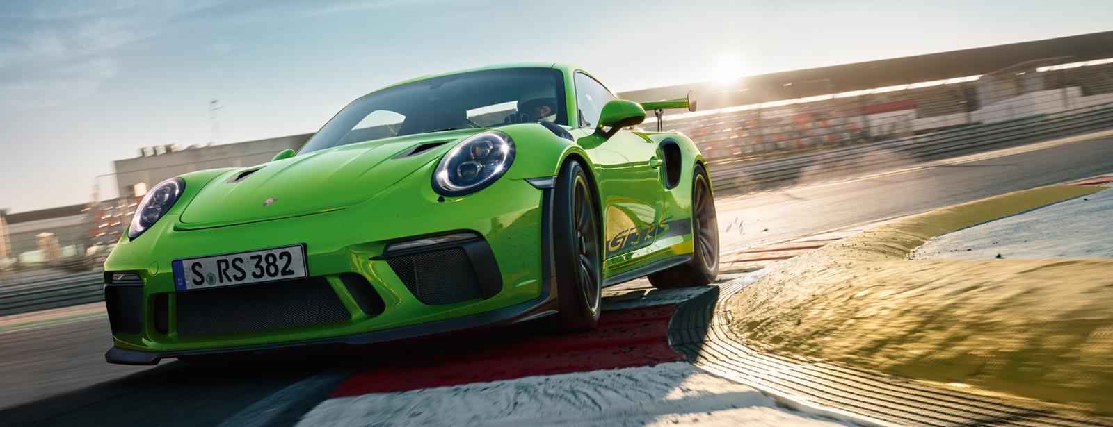 Porsche Zentrum Berlin » Herzlich willkommen