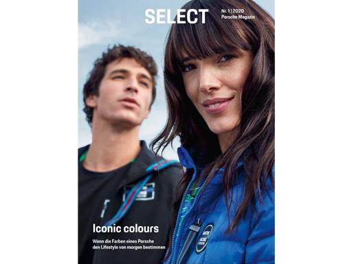 Porsche Driver's Selection Select Magazin Nr. 01/2020