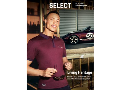 Porsche Driver's Selection Select Magazin Nr. 02/2020